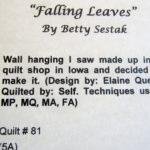 Betty 81A